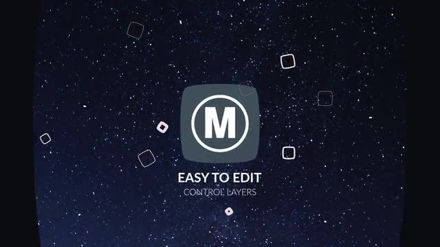Fast Minimal Logo: After Effects Templates
