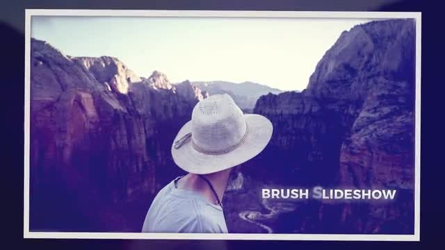 Brush Promo: After Effects Templates