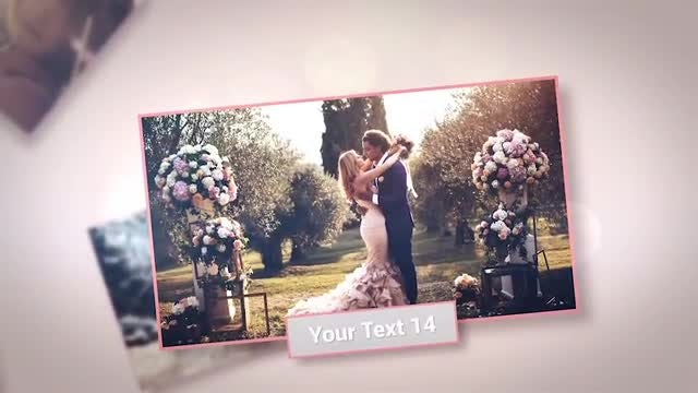 Memories Photo Slideshow: After Effects Templates