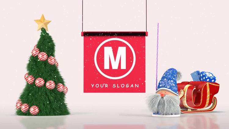 Christmas Opener 3: After Effects Templates