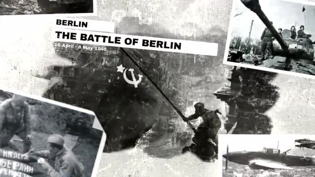Historical Slideshow: The Great War: After Effects Templates