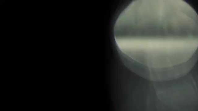 Light Leaks Shimmering At Side: Stock Video
