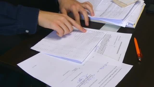 Documents: Stock Video