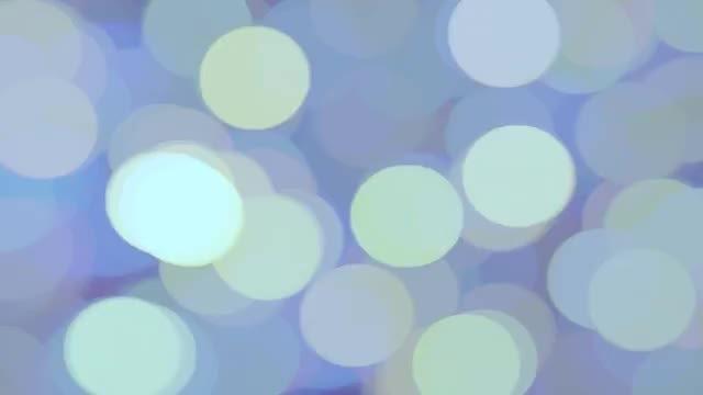 Flickering Dots: Stock Video