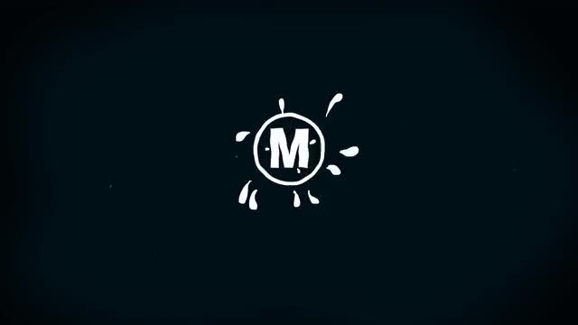 Hand Drawn Logo Reveal: After Effects Templates
