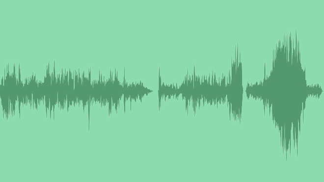 Urban sounds: Sound Effects
