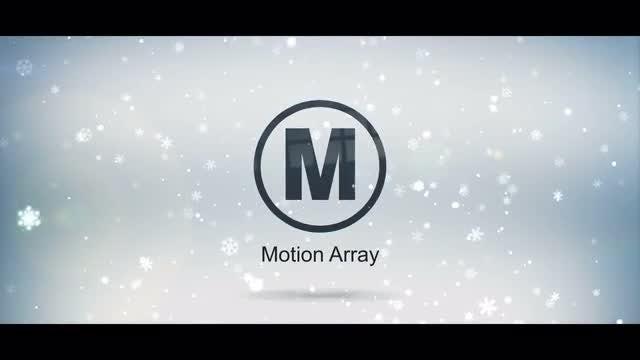 Snowflake Reveal: Premiere Pro Templates