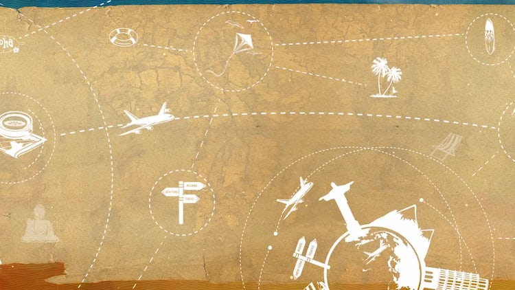 Travel and Tourism : Stock Motion Graphics