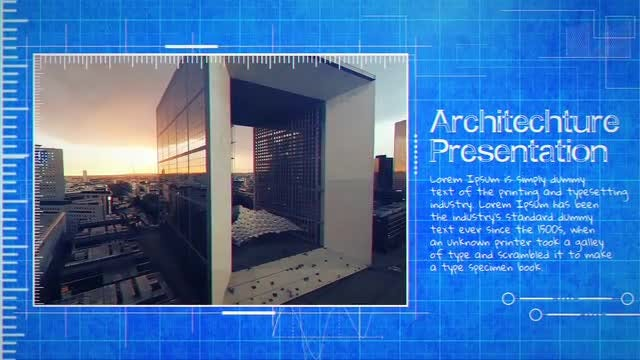 Architecture Slideshow: After Effects Templates
