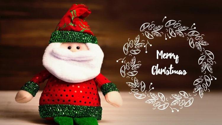 Doodle Christmas Bundle: After Effects Templates