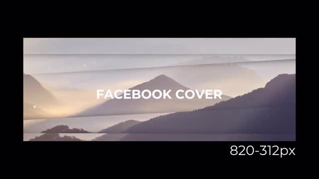 Facebook Cover Video 04: Premiere Pro Templates