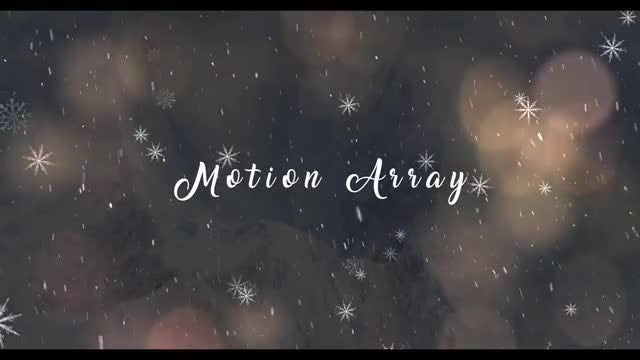 27 Overlays Christmas Pack: Stock Motion Graphics