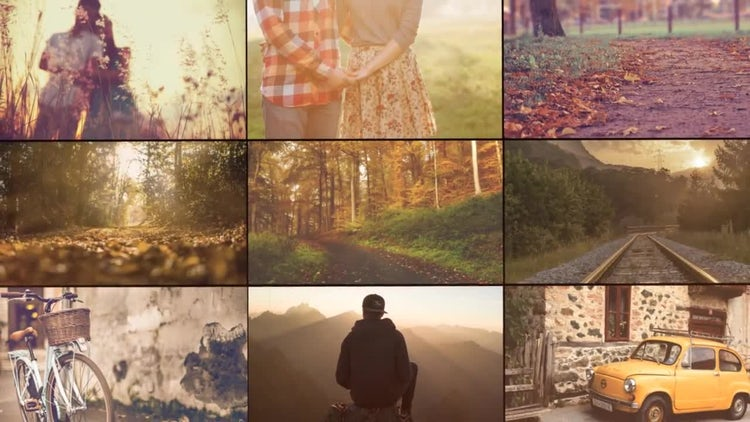 Living Memories Opener: After Effects Templates