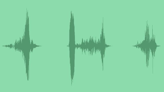 Iron Door Creaking: Sound Effects