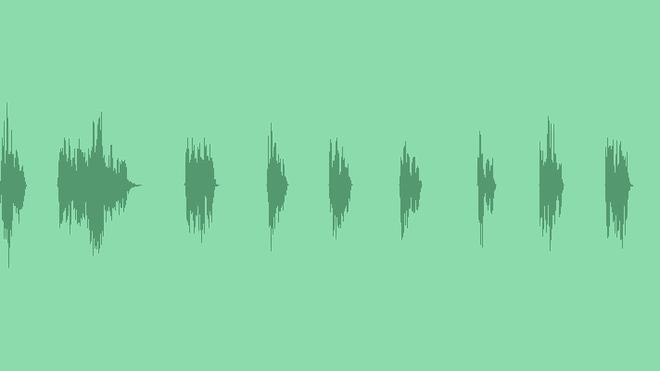 Mammoth: Sound Effects