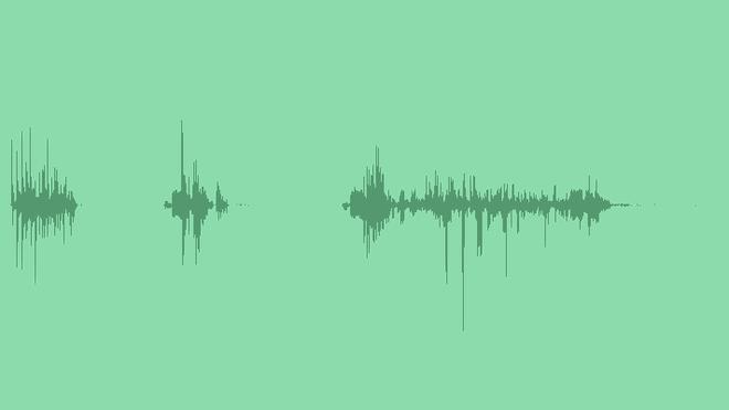 Bottle Bounce: Sound Effects