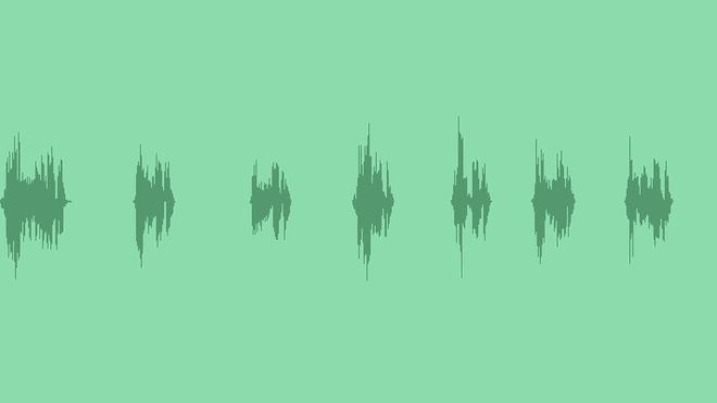 Big Bat: Sound Effects