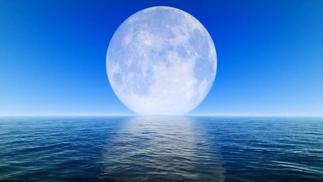 Moon: Stock Motion Graphics