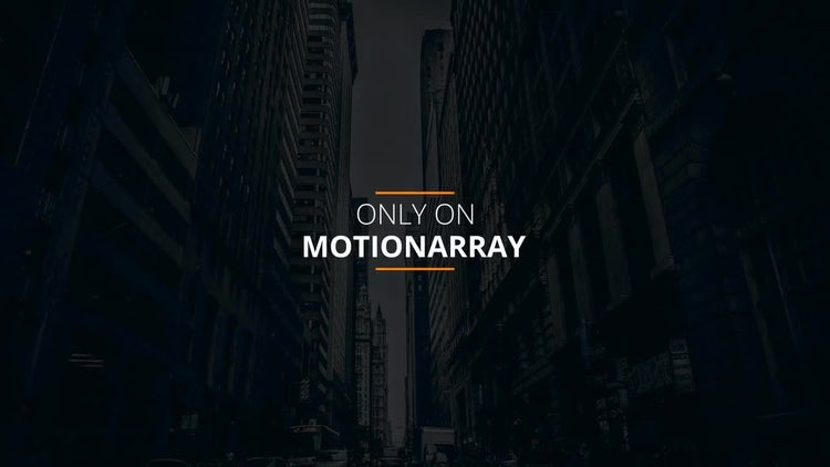 Simple Title v.1: Motion Graphics Templates
