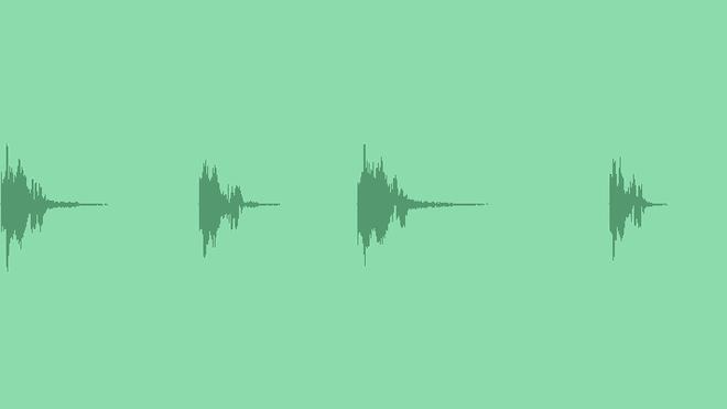 Minimal Message: Sound Effects
