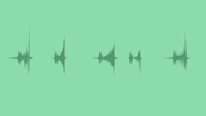 Interactive Sound Rise: Sound Effects