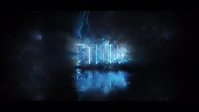 Lighting Logo Reveal: After Effects Templates