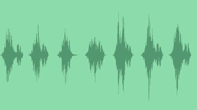 Glitch Whoosh Swoosh: Sound Effects