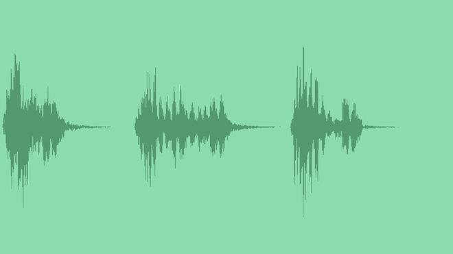 Movie Intro Blast Transition: Sound Effects