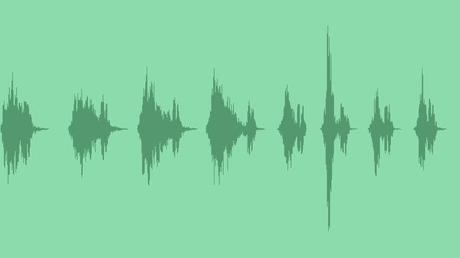 UFO: Sound Effects