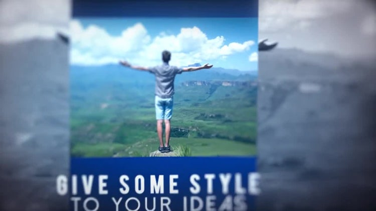 Epic Inspiring Opener: After Effects Templates