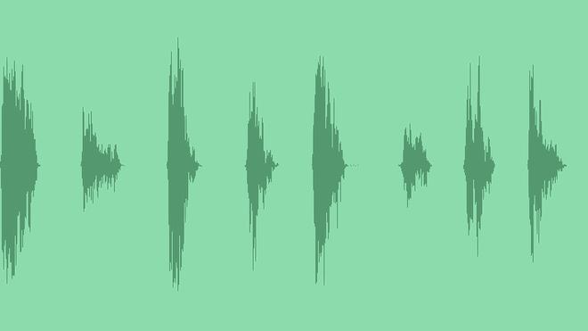 Beast: Sound Effects