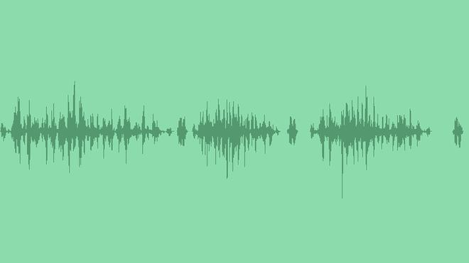 Demonic Voice In My Head: Sound Effects
