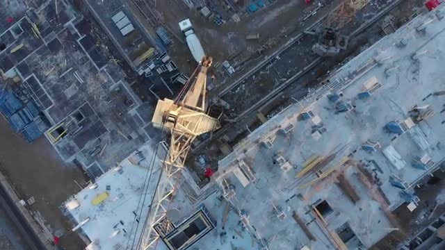 Construction: Stock Video