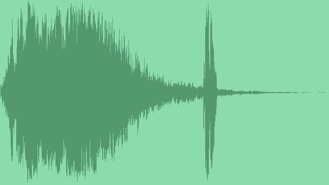 Motion Glitch Logo: Royalty Free Music