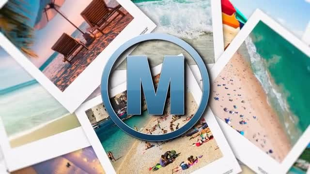 Photo Camera Logo: After Effects Templates