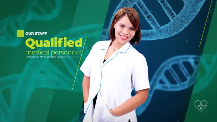 Medical Promo: After Effects Templates