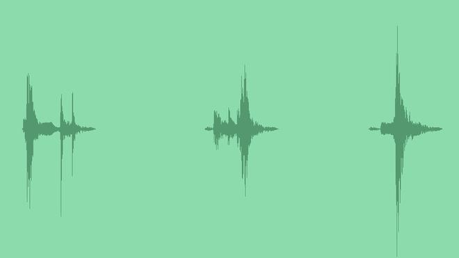 Cage Door: Sound Effects
