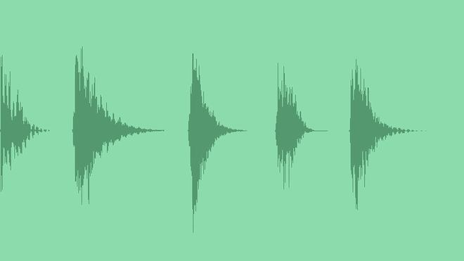 Bonus Item Collect Pack: Sound Effects