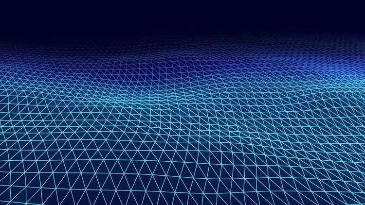 Triangle Wave: Motion Graphics