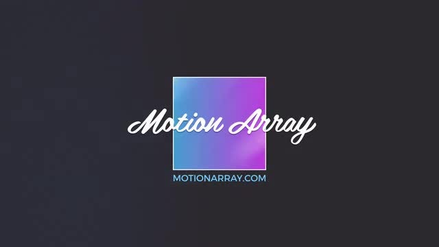 Modern Gradient Rhythm Logo: After Effects Templates