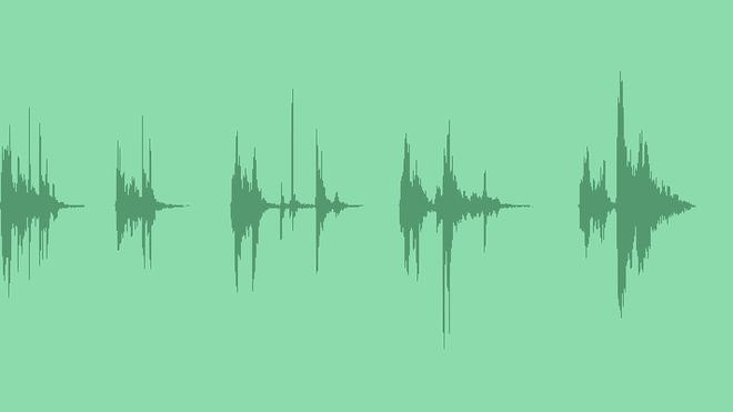 Castle Dungeon Noises: Sound Effects