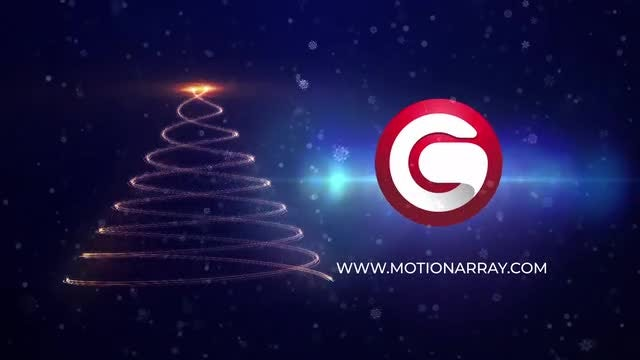 Happy New Year Logo: After Effects Templates