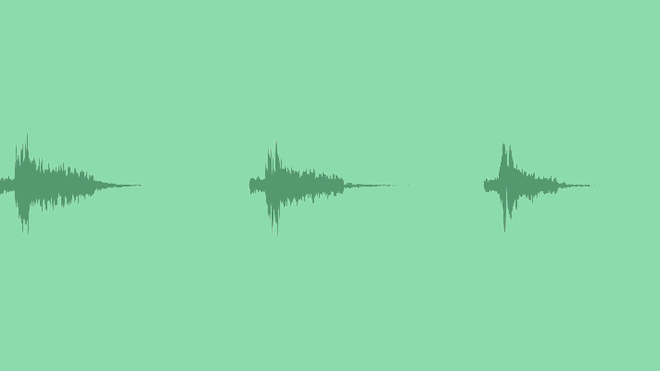 Christmas Logo: Sound Effects