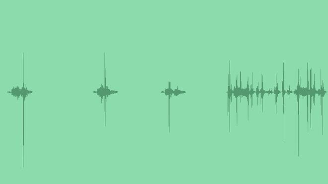 Deadbolt Locking: Sound Effects