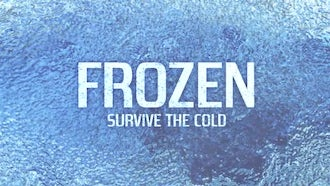 Frozen: After Effects Templates