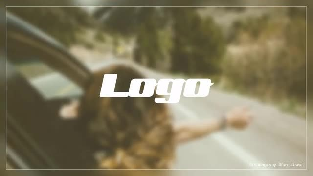 Quick Photo Logo Reveal: After Effects Templates