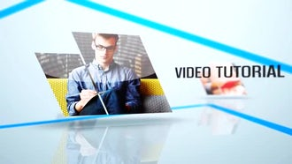 Clean Display: After Effects Templates