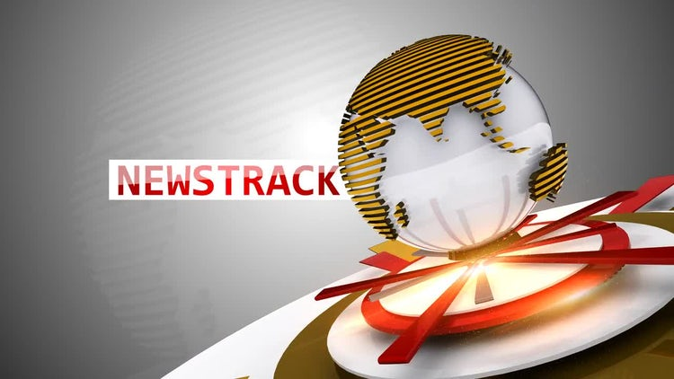 News Track: After Effects Templates
