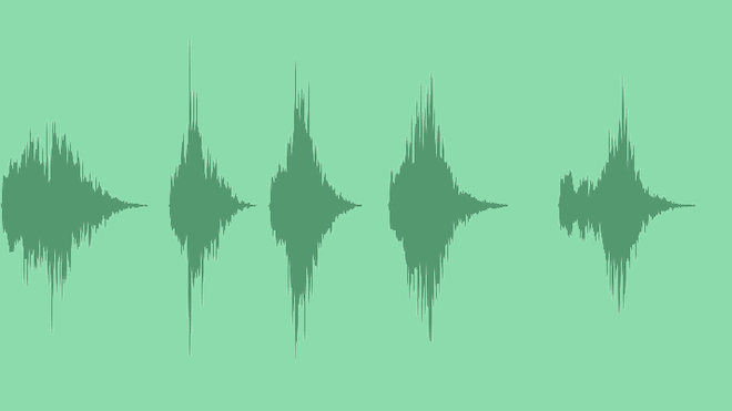 Descending Whoosh Pack: Sound Effects