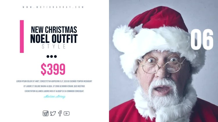 The Market Promo: After Effects Templates